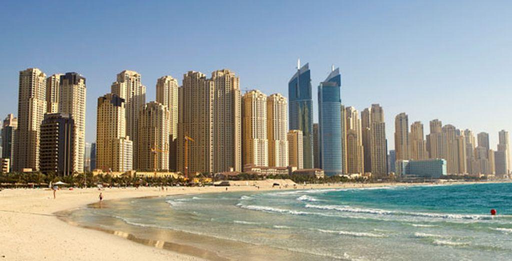 - Dubai and Mauritius Twin Centre Dubai & Mauritius
