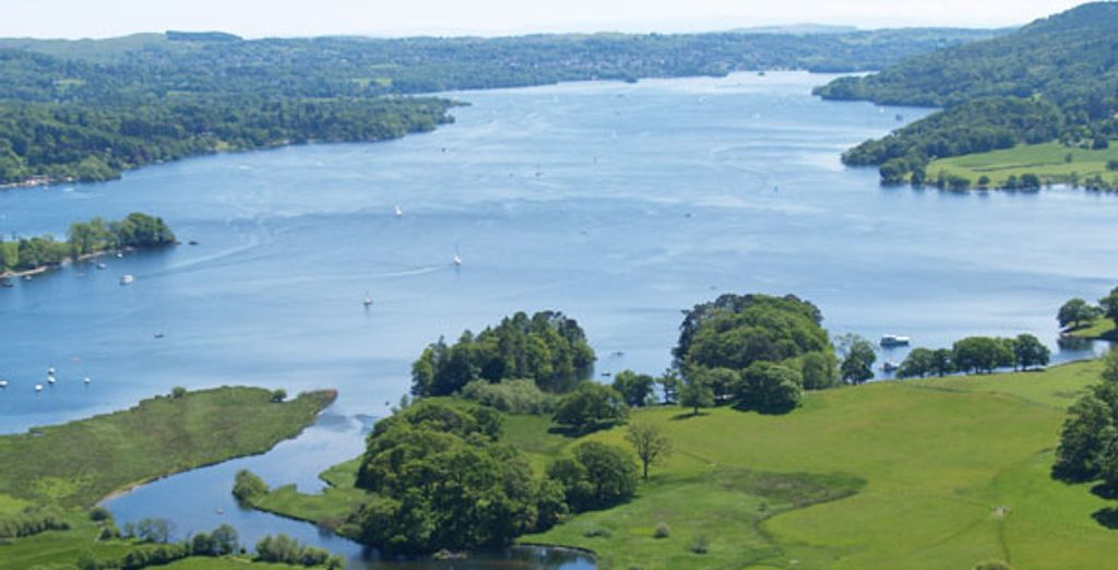 - Woodlands Guest House***** -  Bowness- on-Windermere, Lake District - United Kingdom Lake District