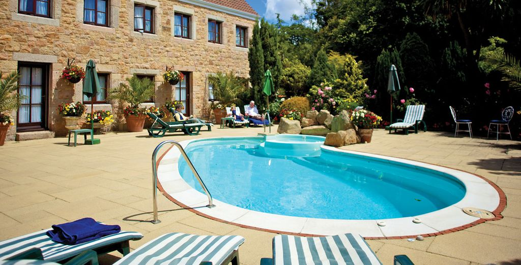 A blissful hotel - Greenhills Country Hotel**** - Jersey - Channel Islands Jersey