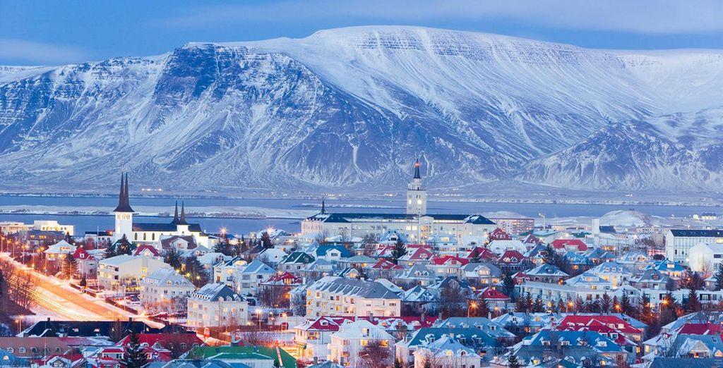 Explore Reykjavik, in Iceland