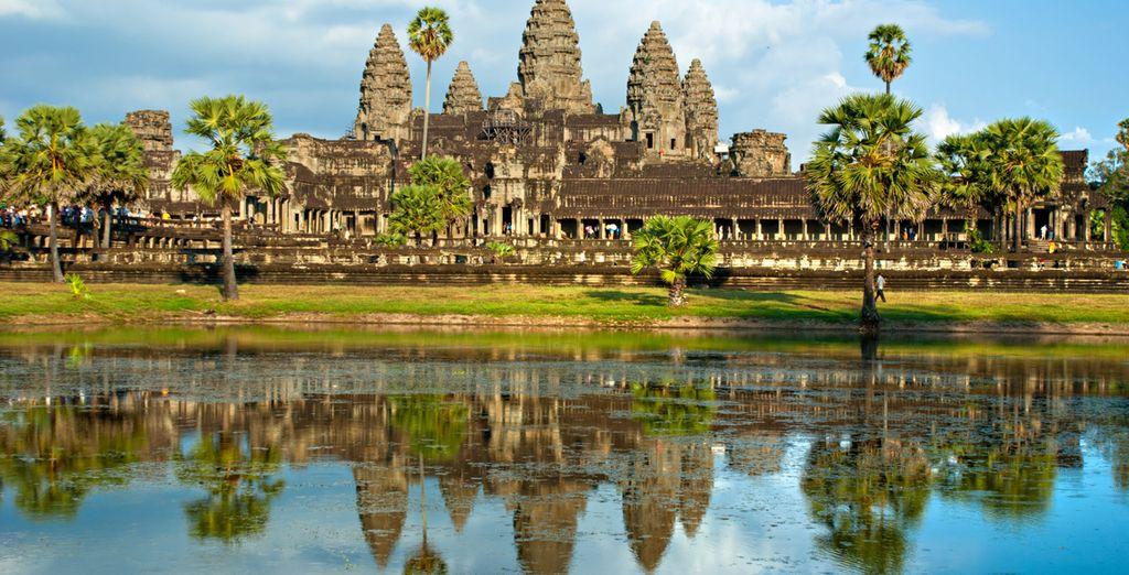 Discover the rich culture of Cambodia