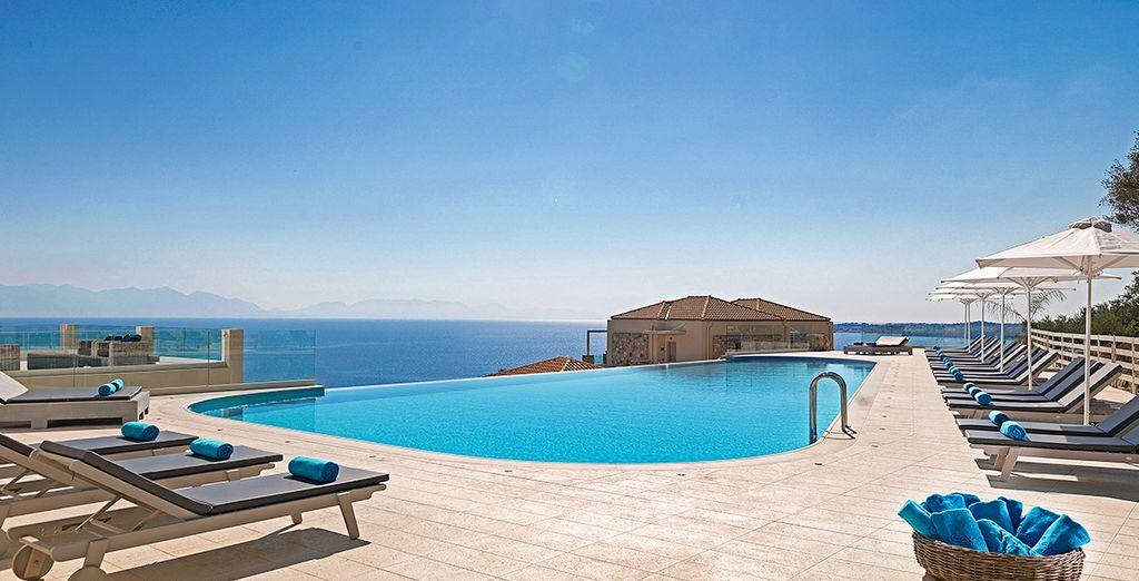 Experience boutique luxury - Camvillia Resort 5* Messinia