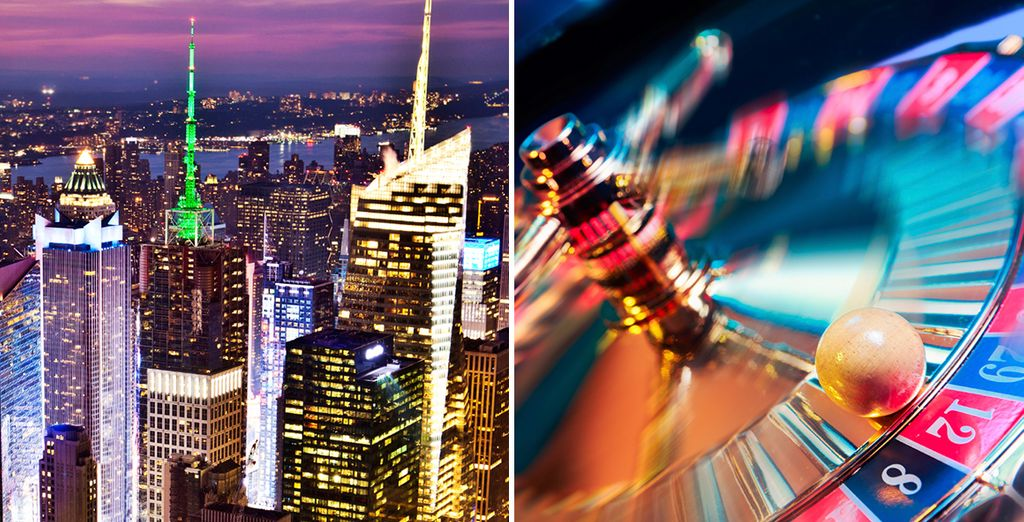 A thrilling getaway in two of America's liveliest cities! - Avalon Hotel 4* & Paris Hotel 4* New York & Las Vegas