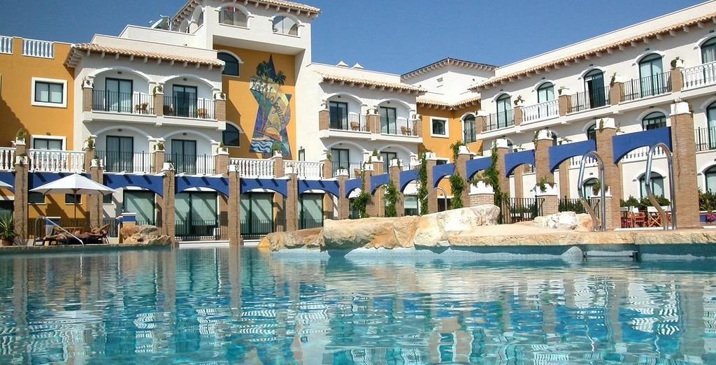 Hotel La Laguna Spa & Golf 4* - holidays to alicante