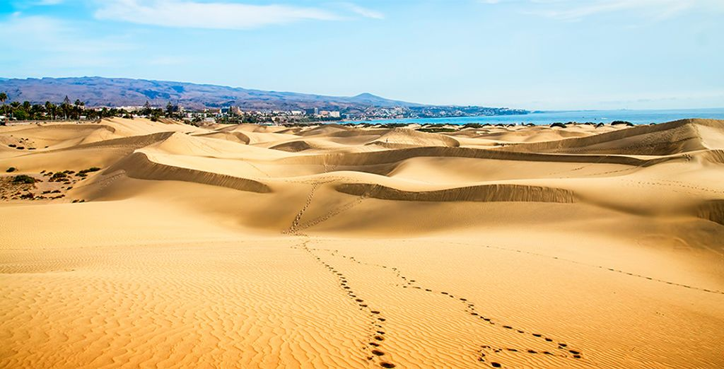 Or explore the iconic sand dunes at Maspalamoas