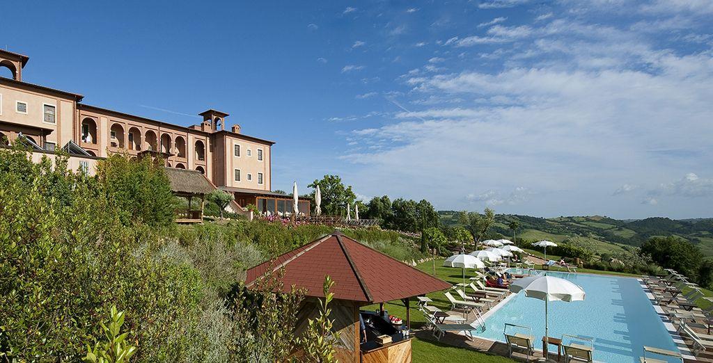 At the Saturnia Tuscany Hotel 4* - Saturnia Tuscany Hotel 4* Tuscany