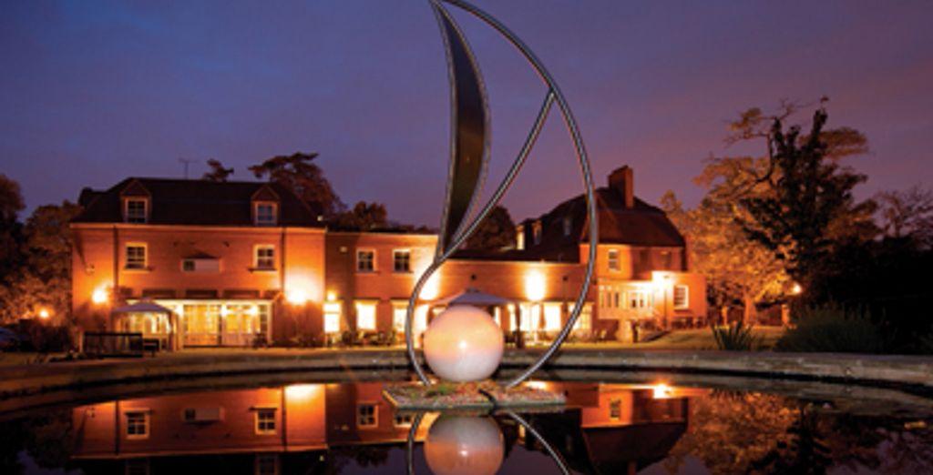 - Pinewood Hotel**** - Slough, Buckinghamshire - England Slough