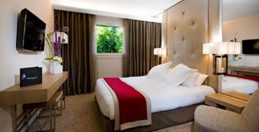 - Privilege Hotel Mermoz**** - Toulouse Toulouse
