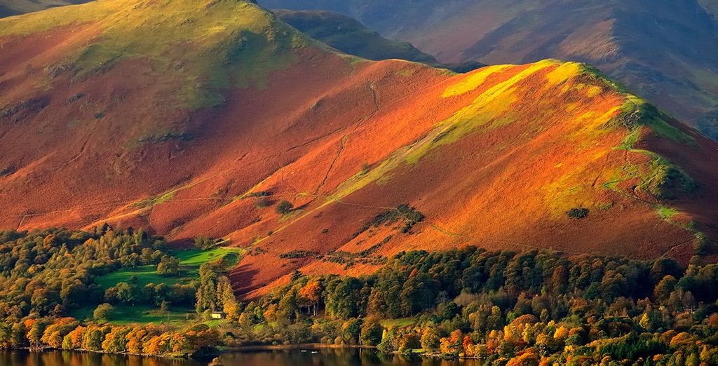 A place where you can experience the stunning Lake District - Borrowdale Hotel 4* Keswick