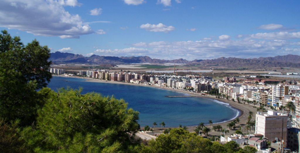- Hotel Puerto Juan Montiel**** - Aguillas - Spain Murcia