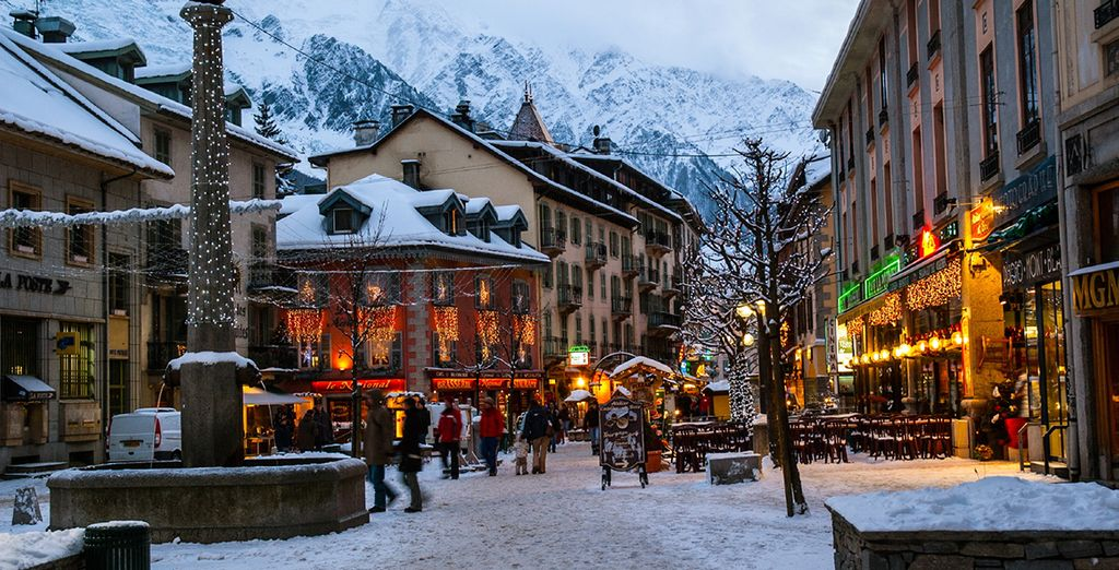 Best Ski Resorts in France : Chamonix