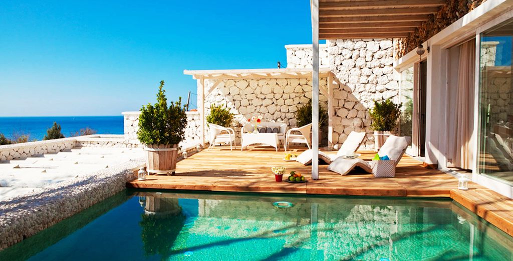 Discover a luxurious, all-suite hotel - Likya Gardens 5* Kalkan