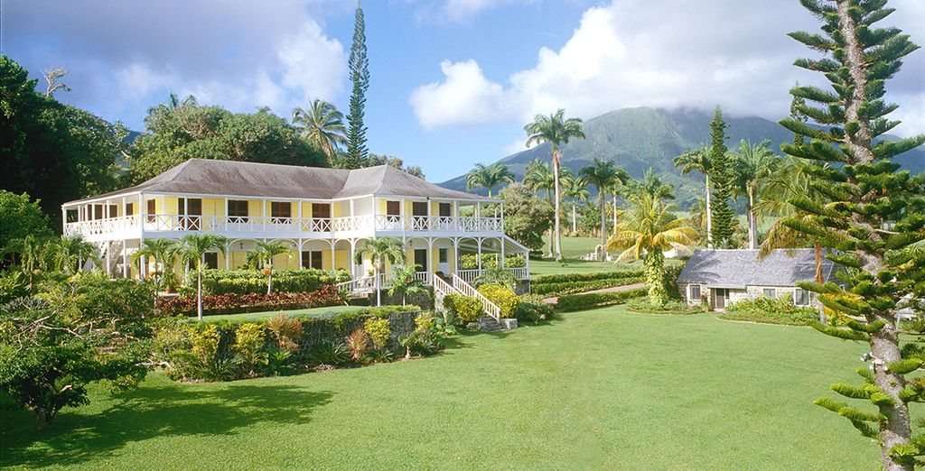 Ottley's Plantation Inn 4*