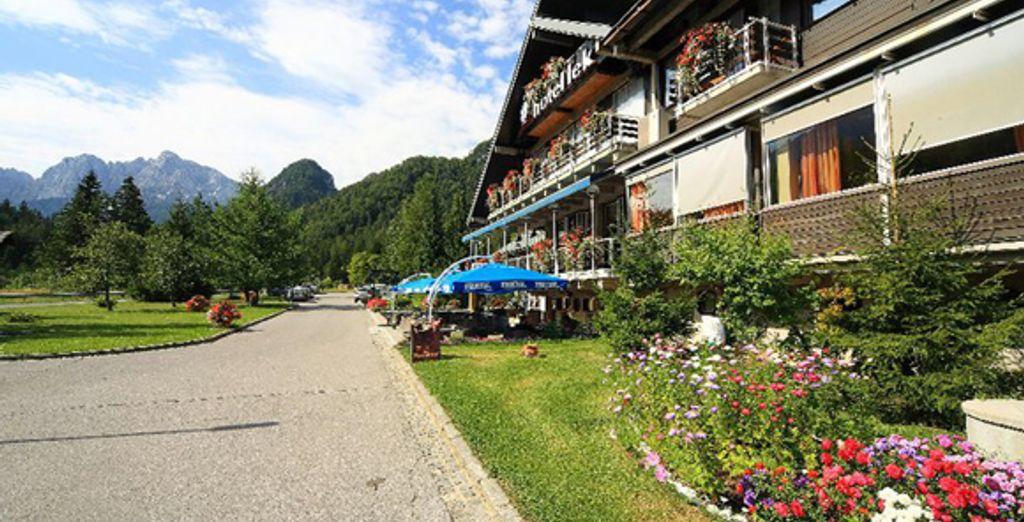 - Hotel Lek**** - Kranska Gora - Slovenia Kranjska Gora