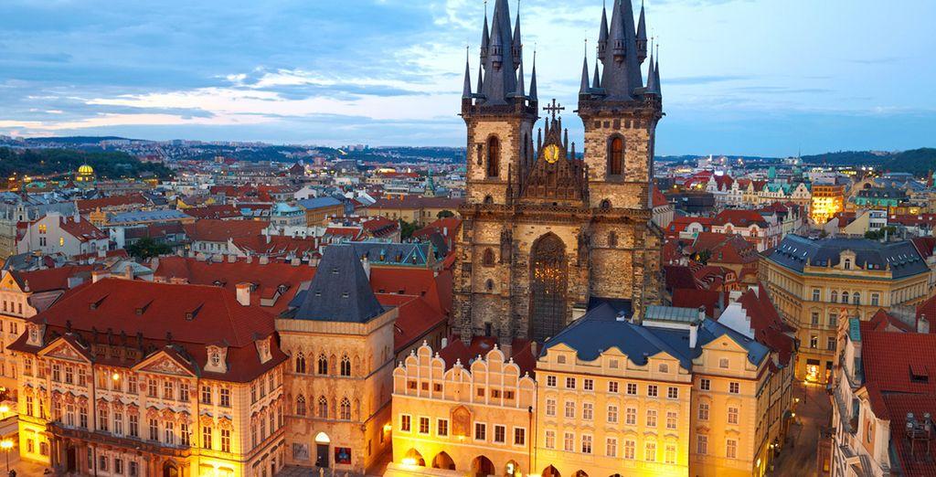last minute deals to Prague