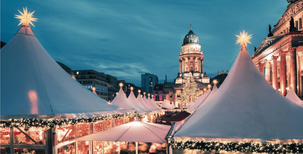 Discover Berlin in the winter