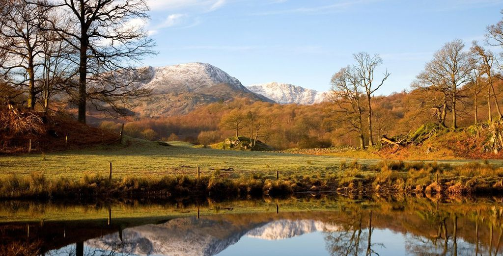 There's much to explore in the Lake District