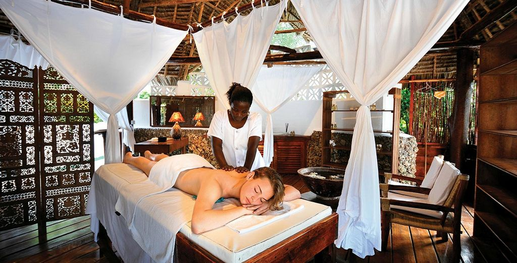 Soothe your aching muscles with an expert massage