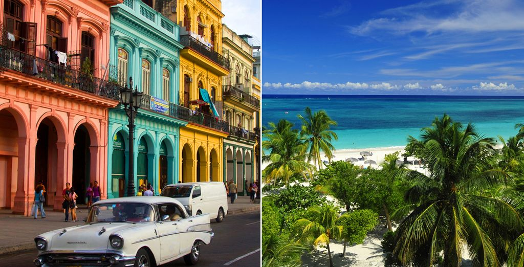 Discover the fascinating and beautiful Cuba