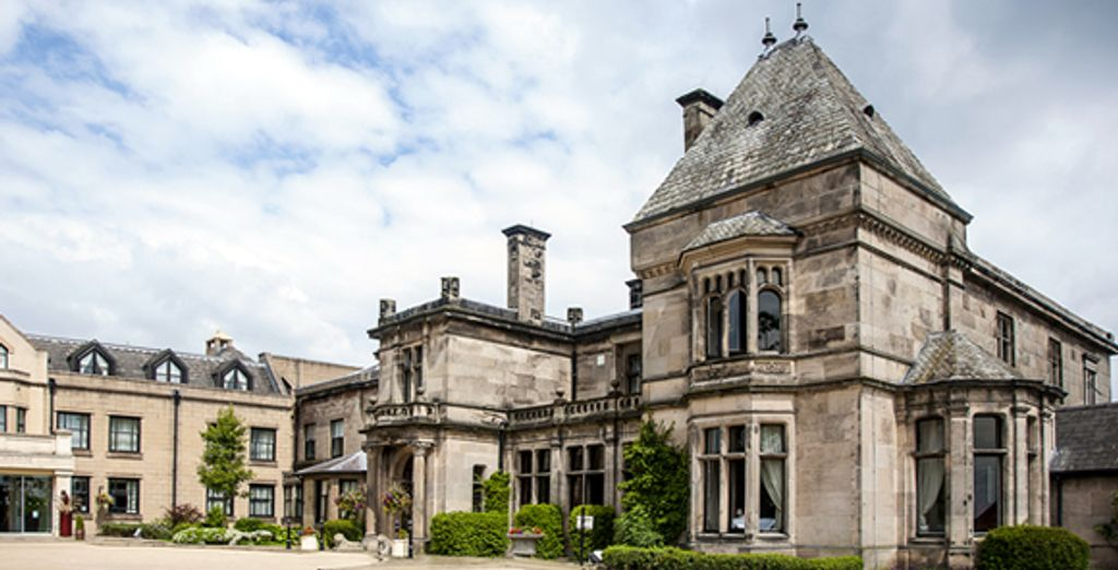 - Rookery Hall Hotel & Spa**** - Nantwich, Cheshire - England Nantwich