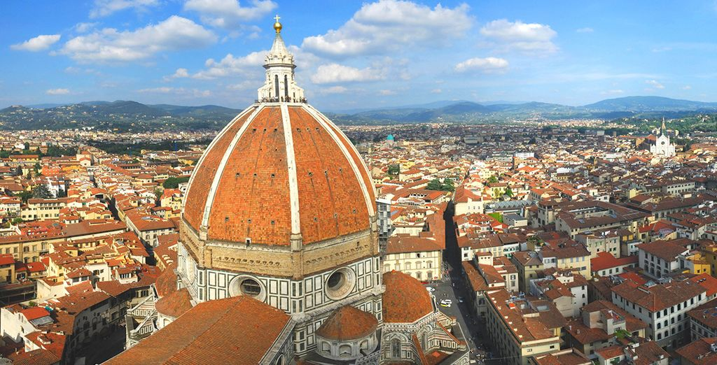 Or beautiful Florence