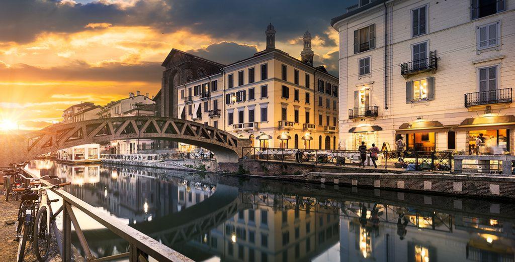 A city unlike any other - UNA Hotel Scandinavia 4* Milan