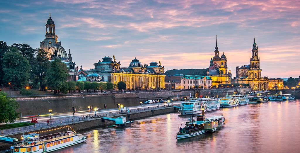 Discover the beautiful city of Dresden
