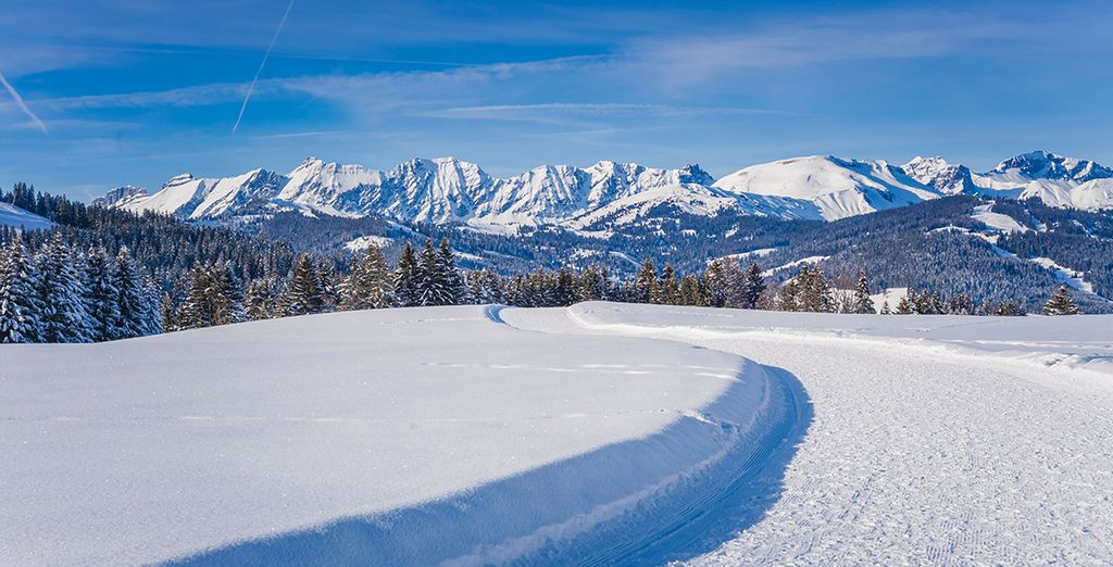 ski holidays in january