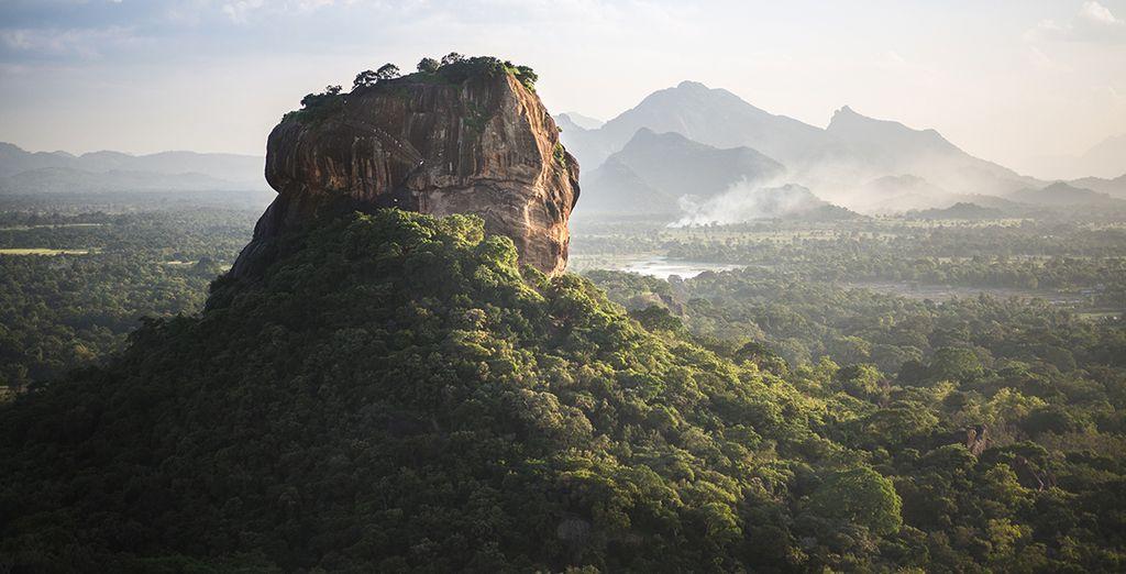 Uncover the ancient secrets of Sri Lanka