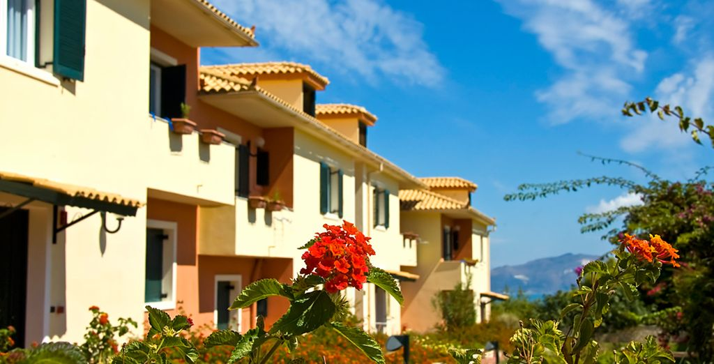 Stay at this relaxing Greek countryside hotel - Keri Village Hotel**** - Zakynthos (Zante) - Greece Zante