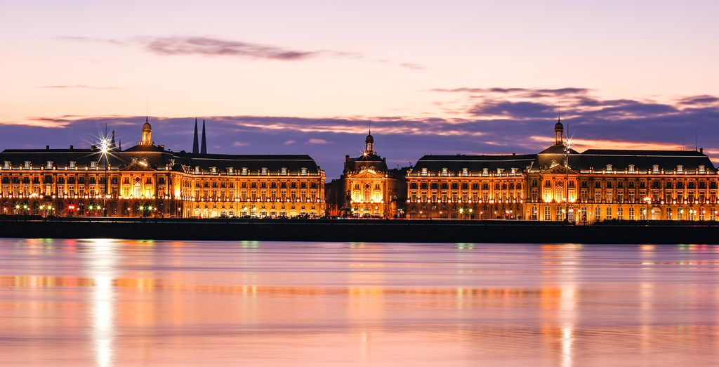 Welcome to beautiful Bordeaux