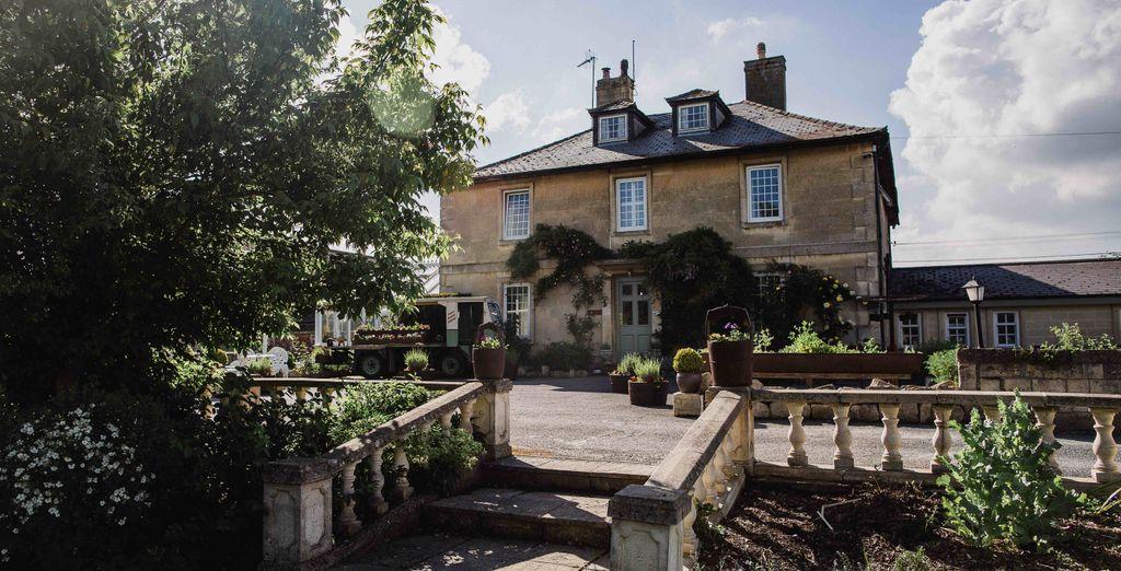 Widbrook Grange - Hotel around Stonehenge