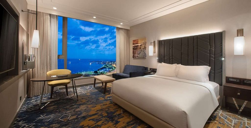 Hilton Istanbul Bakirkoy 5* - City Breaks