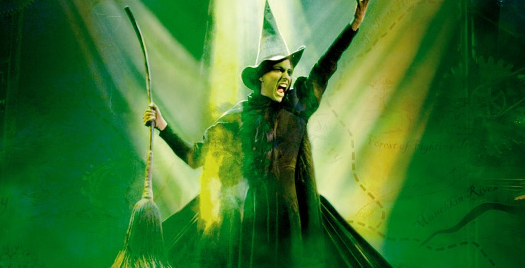 See the musical sensation Wicked  - Wicked & The Tower Hotel 4* London