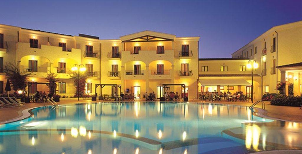 - Blu Hotel Morisco**** - Sardinia - Italy Cannigione