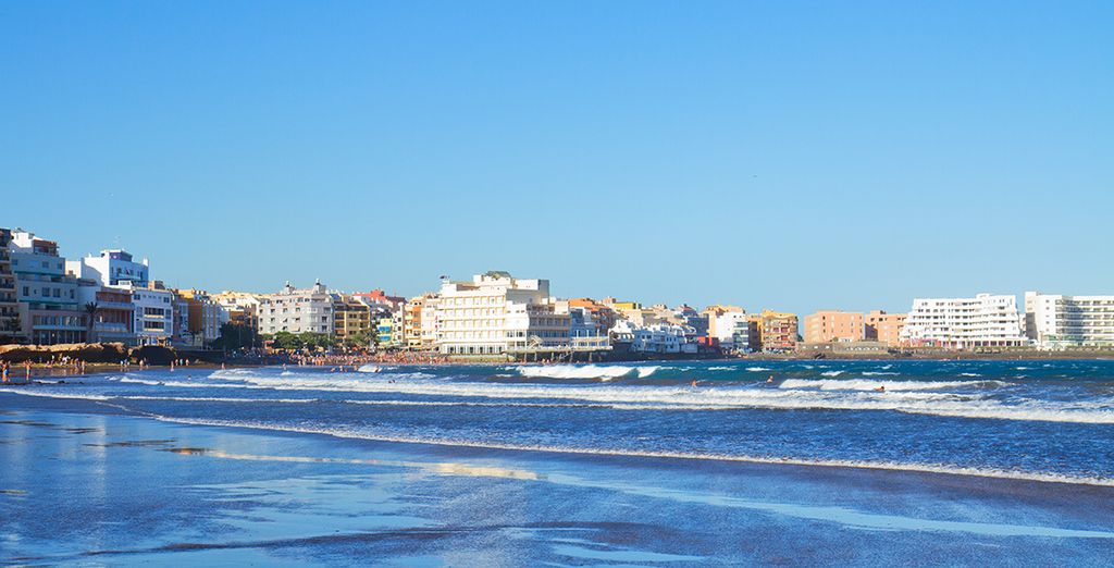 The Costa Adeje is a great choice for a summer holiday