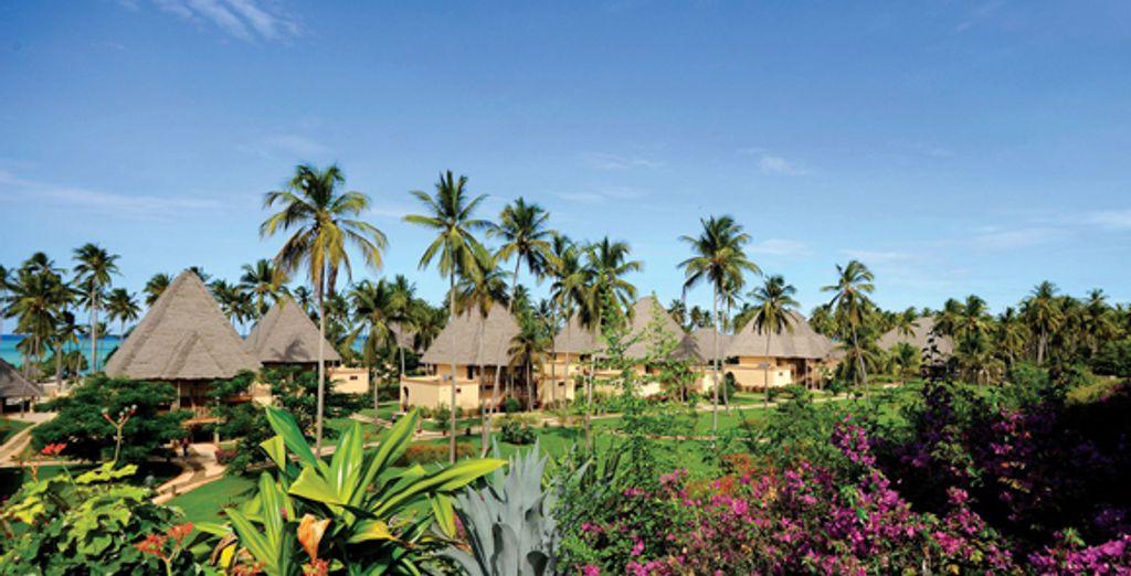 - A Tent with a View & Sandies Neptune Pwani - Saadani National Park & Zanzibar - Tanzania Various