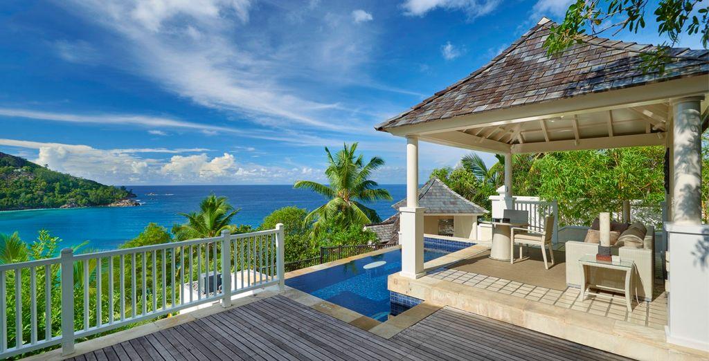 Banyan Tree Seychelles 5* - hotel for honeymoon