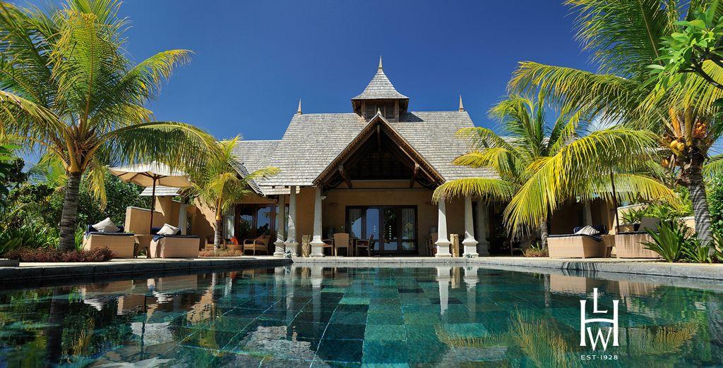 Discover amazing, secluded private villas - Maradiva Villas Resort & Spa***** - Mauritius Mauritius