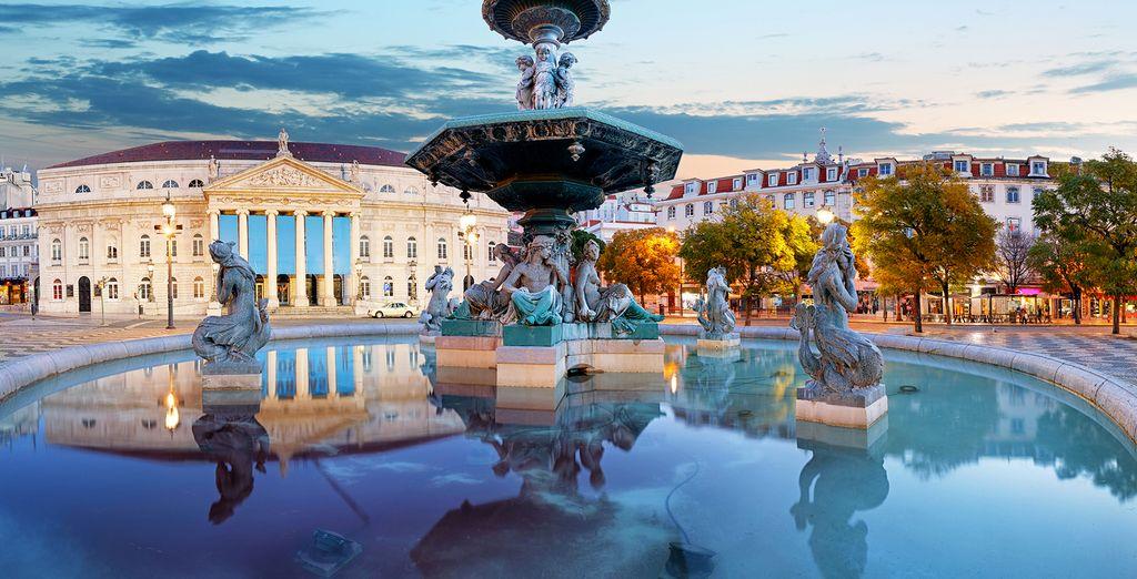 Discover cosmopolitan Lisbon
