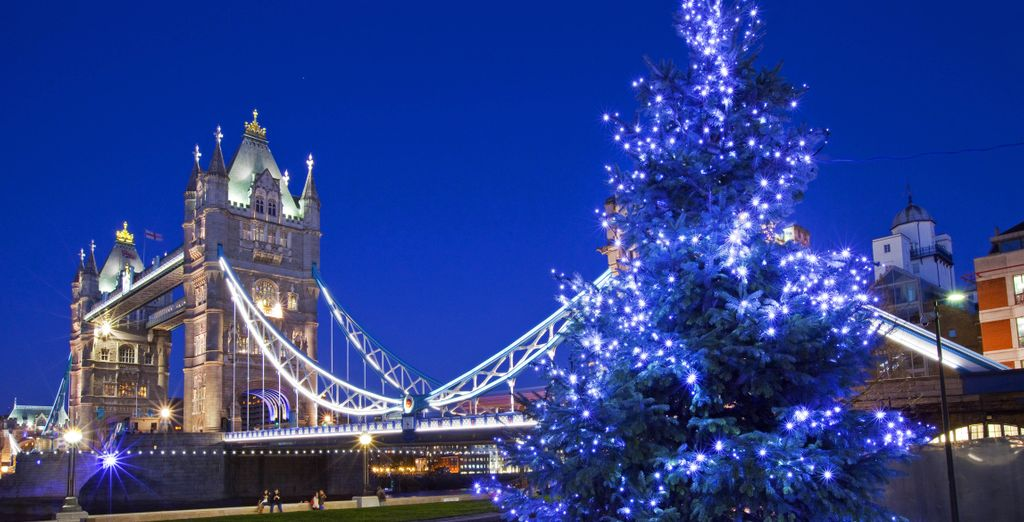 Travel Guide in London : London for Christmas