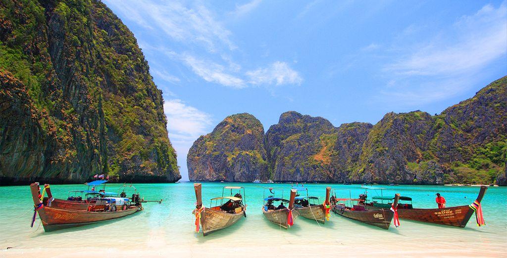 Where Is Phi Phi Island