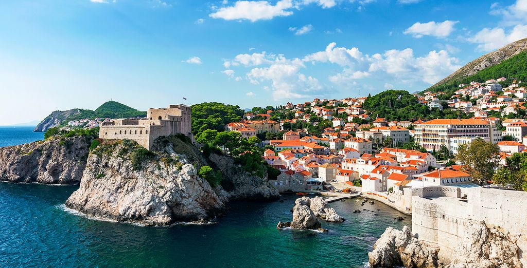 Begin your adventure in Dubrovnik