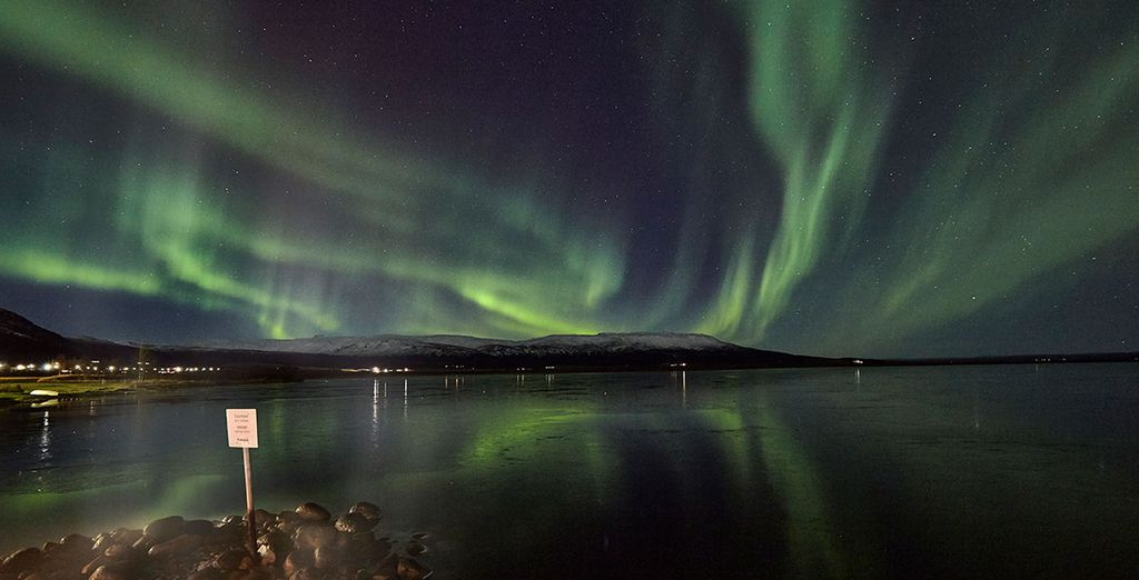 From the etheral Northern Lights