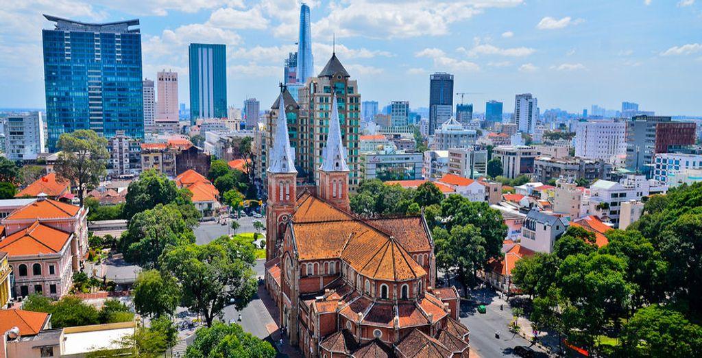Explore Ho Chi Minh City