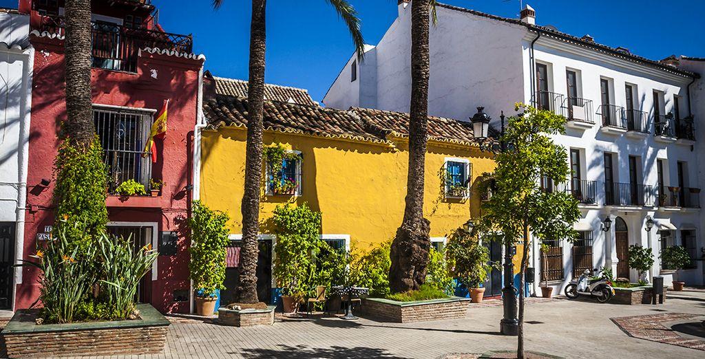 Explore the Costa Del Sol