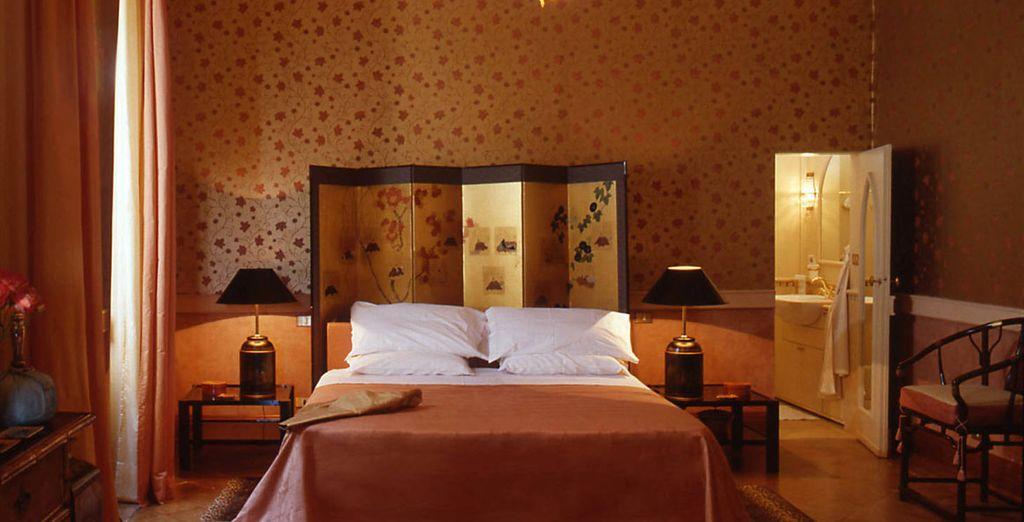 Discover the comforts of this excellent hotel - Borgo Storico Seghetti Panichi 4* Castel di Lama