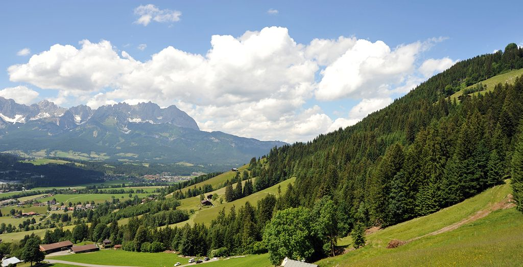 In Austria's beautiful Tyrol region