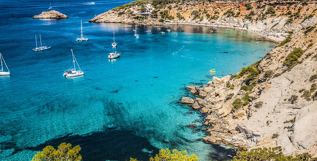 Book your holidays to Ibiza with Voyage Privé