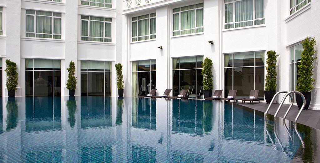 The Majestic Hotel Kuala Lumpur & Tanjong Jara Resort 5* - best hotel in Kuala Lumpur
